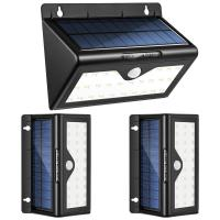 Wholesale 28 Led Solar Wall Light / Outdoor Wireless Led Motion Sensor Light For Garden , Patio , Yard from china suppliers