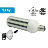 Wholesale 75w 7875LM Corn Led Lights Warehouse Parking Lot Corn COB Led Bulb from china suppliers