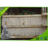Wholesale Prefabricated Exterior Wall Panels , Cement Sandwich Panel For Walls from china suppliers