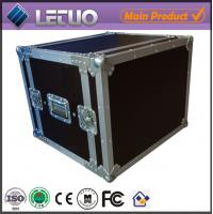 Wholesale LT-FC172 aluminum ata road flight case 8u shock mount flight case rack from china suppliers