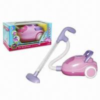 Wholesale B/O Plastic Kids' Vacuum Cleaner Toy, Sized 22 x 16 x 2cm from china suppliers