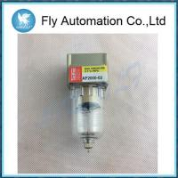 Buy cheap Airtac Air Preparation Units and Accessories Air Filter, AF2000,BF2000,BF3000,BF4000 from wholesalers