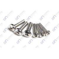 Wholesale Cross recessed pan head machine screws from china suppliers