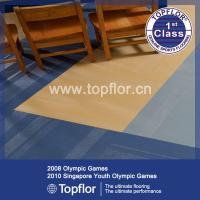 Quality PVC heterogeneous flooring for hospital use for sale