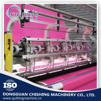 Buy cheap Three Needle Bar Lock Stitch Quilting Machine Digital Control Quilting Machine from wholesalers