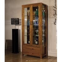 Wholesale Foshan Wooden dining set furniture wine cabinet/two cabinet from china suppliers