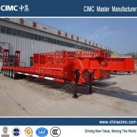 Wholesale cimc 5 axles 130 tons low bed trailer for sale from china suppliers