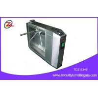 Wholesale Electronic Entry Systems Tripod Turnstile Gate Fingerprint Turnstile With Bar Code from china suppliers