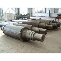 Wholesale Copper / Aluminum Belt Rolling Mill Rolls of 42CrMo 450 - 800mm Diameter ISO 9001 - 2008 from china suppliers