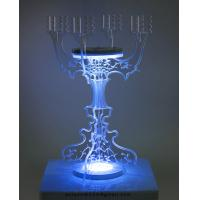 Wholesale CH (2) acrylic pillar candle holder from china suppliers