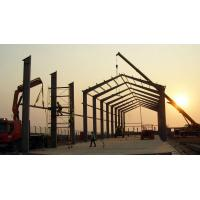 Wholesale PEB Metal Buildings Customized Design Easy Construction Erection For Oil & Gas Industry from china suppliers