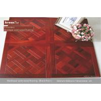 Wholesale 15 mm School Parquet Multilayer Flooring , engineered wood floors from china suppliers