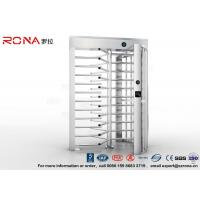 Wholesale High Security Turnstile Full Height Stainless Steel Access Control For Prison from china suppliers