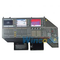 Wholesale High Resolution Lighting Dmx Controller 10 Motorized Faders With TFT Color Touch Screens from china suppliers