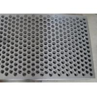 Wholesale Custom Size Perforated Metal Mesh 40% - 81% Filter 304 /316 Stainless Steel from china suppliers