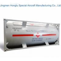 Wholesale Hongto Brand High Quality Fuel ISO tanks for sale tank container from china suppliers
