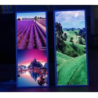 Wholesale Indoor HD mirror led poster video advertising display screen p2 p2.5 p3 p6 from china suppliers