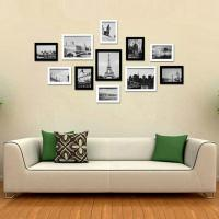 Wholesale Eco-friendly High Quality Handmade Photo Frame Wall Mounted wooden Picture Frames from china suppliers