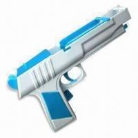 Wholesale Video Game Enhancer/Gun for Wii Plug with Remote Control from china suppliers