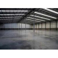 Wholesale Heavy prefabricated building roof and wall Q235 steel framed structures construction from china suppliers