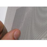 China Professional Stainless Steel Netting Mesh For Petroleum / Chemial / Food Industry on sale