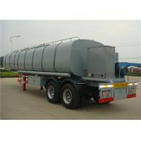 Wholesale 30CBM Bitumen Heating Tank , Asphalt Cheap Tanker Trailer , Asphalt Tank Transport Trailer from china suppliers