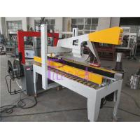 Wholesale Industrial Carton Bottle Packaging Machine , Semi Automatic Box Sealing Machine from china suppliers