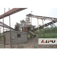 Wholesale Mining Industry Basalt Crusher Stone Crushing Plant Max Feed Size 600mm from china suppliers