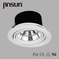 Wholesale 40W 3000LM 24 Degree Recessed Residential COB LED Downlight Made in China from china suppliers