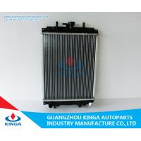 Wholesale Plastic Tank Core Aluminium Car Radiators For Daihatsu 1998 Mira / Opti / Move / Storia from china suppliers