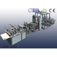 Wholesale 11kw Non Woven Automatic Bag Making Machine For Handle Bag / Shoes Bag from china suppliers
