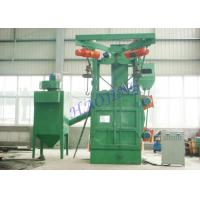 Wholesale Hook Rail  Automatic Shot Blasting Machine for Shot Peening for Forging Industry from china suppliers