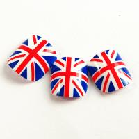 Wholesale Union jack design Fake Toe Nails With Imported nail glue from china suppliers