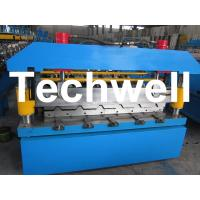 Wholesale Widespan IBR Roof Sheeting Profile Roll Forming Machine from china suppliers