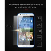 Wholesale tempered glass mobile phone protection film with factory price for HTC from china suppliers