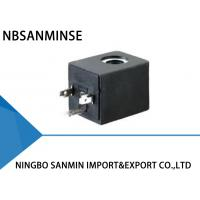 Wholesale Professional TRB Black Coil Solenoid Valve High Performance Eco Friendly from china suppliers