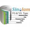 Buy cheap Fiberglass backed aluminum tape from wholesalers
