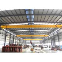 Wholesale Motor - Driven Single Beam Remote Pendant Control EOT Crane Overhead Crane from china suppliers