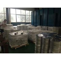 Wholesale Utensils Alloy Round 3003 Aluminum Disc Silvery Surface OD 120mm - 1300mm from china suppliers
