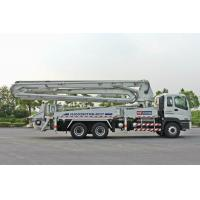 Wholesale 6x4 Mobile Concrete Pump Truck with Germany Rexroth Hydraulic System 37m 360HP from china suppliers