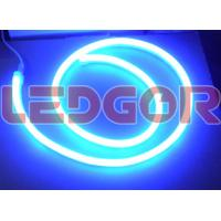 blue led neon flex