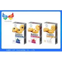 Wholesale Promotional Paper Christmas Cookie Gift Boxes , Takeaway Biscuit Packaging Boxes from china suppliers