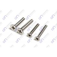Wholesale Cross recessed countersunk head machine screws from china suppliers