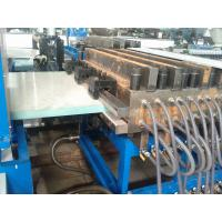 Buy cheap PP thick board extrusion machine from wholesalers