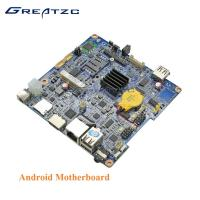 Wholesale R3188 Nano ITX Motherboard , HDMI LVDS Display Android Tablet Motherboard from china suppliers