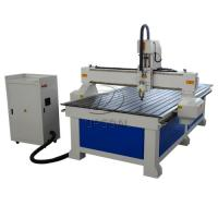 Wholesale Popular 1300*2500mm 4*8 Feet Wood CNC Engraving Cutting Machine with DSP Control from china suppliers