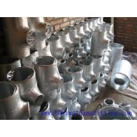 Wholesale Gas hardware Seamless Stainless Steel Tee A815 UnsS32750 W1.4462 from china suppliers