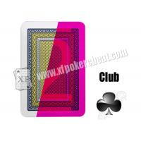 Wholesale Entertainment Italy Magic Paper NTP Standard Invisible Playing Cards from china suppliers
