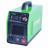 Wholesale Inverter TIG 250A welder with digital display, ideal for home stainless steel decoration from china suppliers