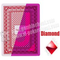 Wholesale Poker Cheat Paper Invisible Playing Cards Red Apply To Poker Club from china suppliers